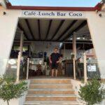 Der Chef von Cafe Coco
